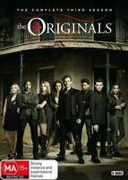 The Originals : Season 3 (DVD, 5-Disc Set) NEW
