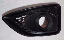 10 11 12 Ford Fusion Left Fog Light Trim Bezel Molding Black AE53-17K947