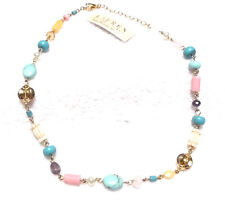 Ralph Lauren Multi-Color Bead/Stone Design Necklace