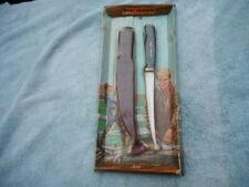 Normark Presentation Fillet Knife 306 Fishing Findland 1969 NOS