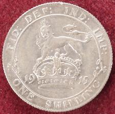 GB Shilling 1915 (E1001)
