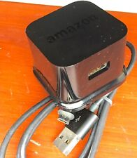 Amazon USB Wall Charger for Kindle Fire HD, Paperwhite , eReaders Fire A02760