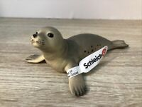 SCHLEICH Wild Life Seal Educational Figurine Realistic Toy 14801 New With Tag