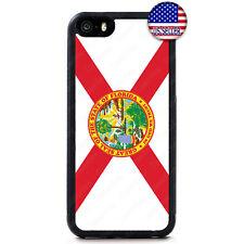 FloridaState Flag Sunshine USA Hard Case Cover iPhone 11 Pro Max Xs XR 8 Plus 7