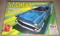 AMT 1957 Chevy Pepper Shaker 3 in 1 Stock Custom Gasser 1/25 model kit new 1079