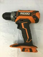 "PARTS RIDGID 18v BRUSHLESS 1/2"" DRILL DRIVER LITHIUM COMPACT R860054 A104"