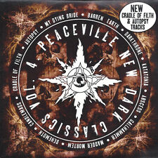 PEACEVILLE. New Dark Classics. Vol. 4. CD. 2010. 11 Tracks.