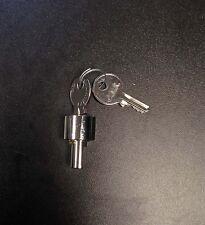 Steering lock / key set for Lambretta GP/LI/SX