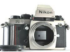 NIKON F3/T Titan HP 35mm SLR Film Camera Titanium Body only from Japan