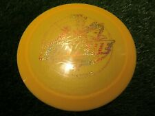new Corvette Gstar 170 yellow distance driver Innova disc golf 14 6 -2 2