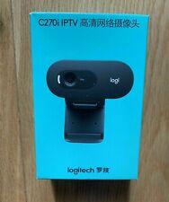 More details for logitech hd webcam web camera c270i 720p laptop or desktop