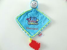 THOMAS THE TANK COMFORTER - PERSONALISED ANY NAME EMBROIDERED - QUICK DISPATCH