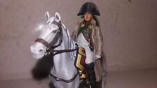 Lead soldier toy,Napoleon on the horse,gift,detailed toy,detailed,handpainted