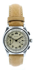 MOVADO M90 VINTAGE STAINLESS STEEL CHRONOGRAPH REF: 19001