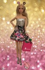 Barbie Clothes Model Muse Fashion Complete Tokidoki 2015 Pink MINT Lot D