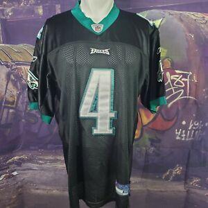 Kevin Kolb Reebok Philadelphia Eagles Jersey (Size 50)