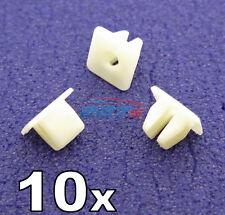 10x 9mm FORO VITE ANTIVIBRANTI-equivalenti a HONDA 90676-sa7-003