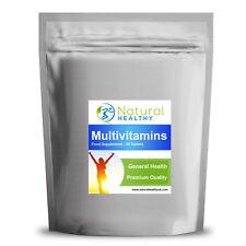 90 vitaminas y minerales (Multivitaminas) Inmune Boost con vitamina C