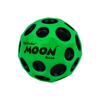 Original OEM Waboba Moon Ball Extreme Bouncing Crazy Spinning Ball Green