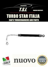 TUBO MANDATA OLIO TURBINA BMW E46 330d E39 530d E38 730d X5 E53 3.0 D P06