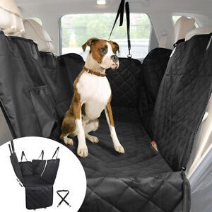 Waterproof Pet Dog Cat Rear Back Car Seat Cover Protector Hammock Mat Blanket
