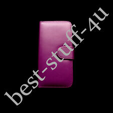 Flip Leather g56 Wallet Case Cover Fits Samsung Mobile Free Screen Protector