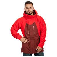 $349 NEW The North Face Mens NFZ Jacket Jacket Medium Brown GORE TEX Snow Ski
