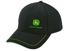 John Deere Baseball Piqué Cap mit gummiertem Logo Basecap Mütze Kappe Herren