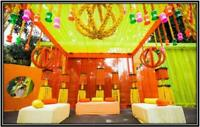 FREE  SHIPPING Wholesale Artificial Marigold Flower decor Garlands Vine