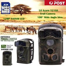 Original 12MP Wide Angle Hunting Trail Camera Scouting Game Acorn Ltl-5310WA+16G