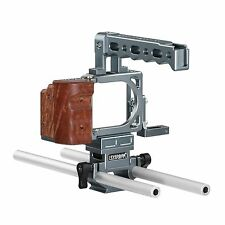 Sevenoak SK-PBC10 Pro Aluminum Cage w/Handle for Blackmagic Pocket Cinema Camera