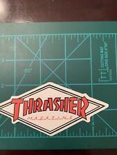 Thrasher Magazine 3� Vinyl Skate Skateboard Sticker Laptop Cell Phone Decal A