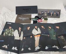 BTS bangtan boys FILA Project 7 The Special POP-UP goods photocard bromide