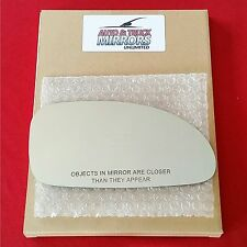 NEW Mirror Glass + ADHESIVE  00-05 BUICK LESABRE Passenger Side **FAST SHIPPING*