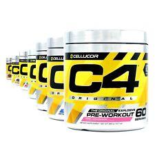 Cellucor C4 Original Most Powerful Hardcore Pre Workout Energy Drink Mix 60 srv