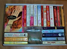 LOT OF 25 BOOKS: Jennifer Crusie, Janet Evanovich, Jennifer Weiner, and More!