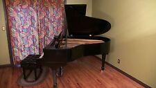 Steinway Grand Piano Model O Satin Ebony