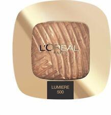 New L'0real colour riche mono eye shadow lumiere 500 gold mania