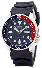 Seiko Pepsi SKX 200M Diver's Men's Rubber Strap Watch