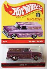 Hot Wheels RLC 2014 Neo Classics '64 GMC Panel Truck 2225/4000 MOC