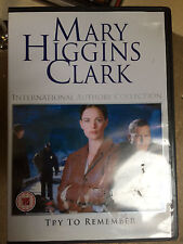 Gabrielle Anwar ESSAYEZ DE REMEMBER ~ Mary Higgins Clark GB DVD