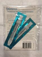 Exuviance Targeted Filler T5 Lot Of 12 samples. .36fl Oz Total