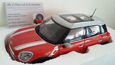 BMW MINI COOPER échelle 1/18 fabric NOREV 183101 voiture miniature de collection