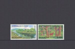 MOLDOVA, EUROPA CEPT 1999, NATIONAL PARKS, MNH