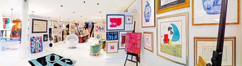 A.B Levy's Gallery