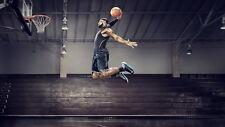 "62 LeBron James Miami Heat 2012 NBA Champion MVP 25""x14"" Poster"