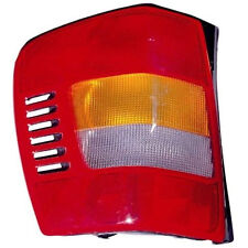 DEPO 3331925LUS Left/Driver Side Tail Light Unit 1999-2002 Jeep Grand Cherokee