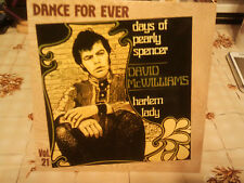 "david mc williams""dance for ever:vol:21.de la séris(29).volumes.de 1983"