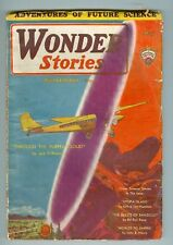 Wonder Stories May 1931 War of the Giants