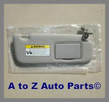 NEW 2006-2008 Hyundai Sonata PASSENGER Grey SUN VISOR W/Sunroof,OEM Hyundai